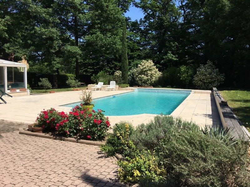 Vente de prestige maison / villa Marcy l etoile 669000€ - Photo 1