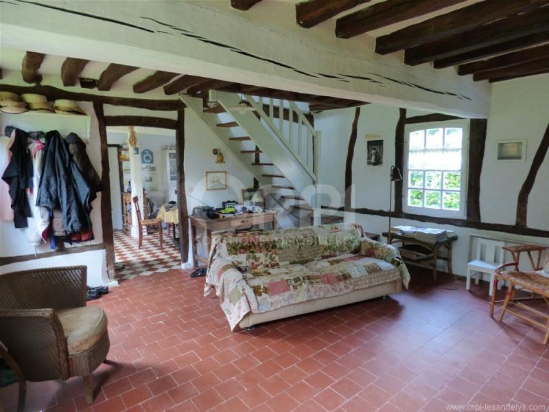 Vente maison / villa Lyons-la-forêt 167000€ - Photo 4