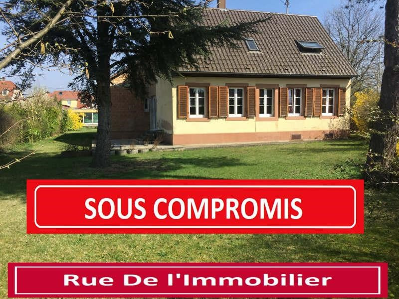 Vente maison / villa Haguenau 334000€ - Photo 1