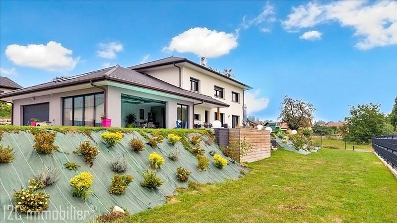 Vente maison / villa St genis pouilly 1245000€ - Photo 3