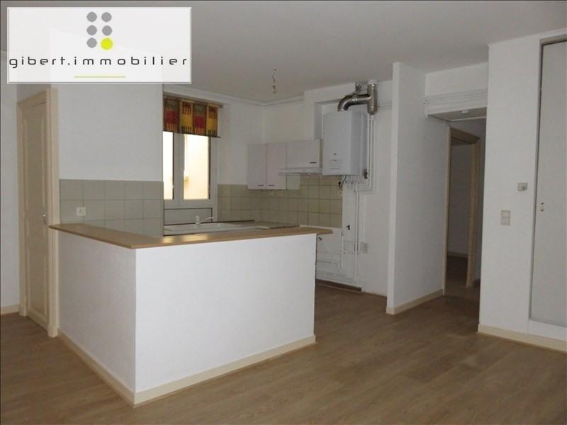 Location appartement Le puy en velay 504,79€ CC - Photo 2