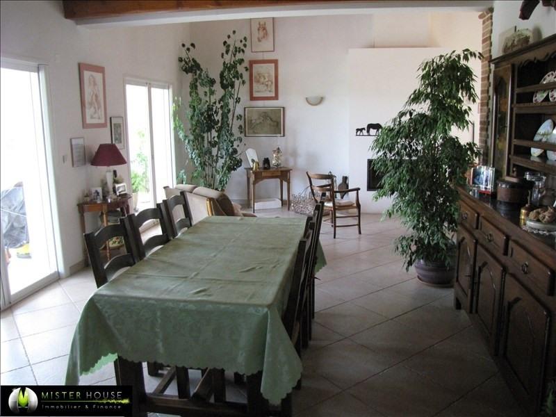 Vente maison / villa Monclar de quercy 355000€ - Photo 5