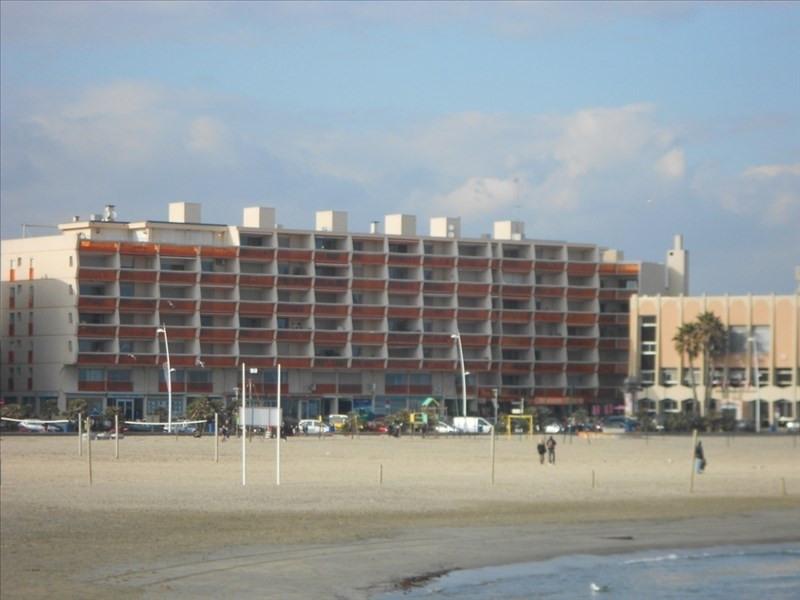 Rental apartment Palavas les flots 425€ CC - Picture 1