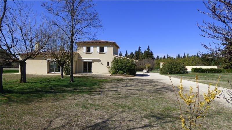 Vente de prestige maison / villa Aubignan 620000€ - Photo 11