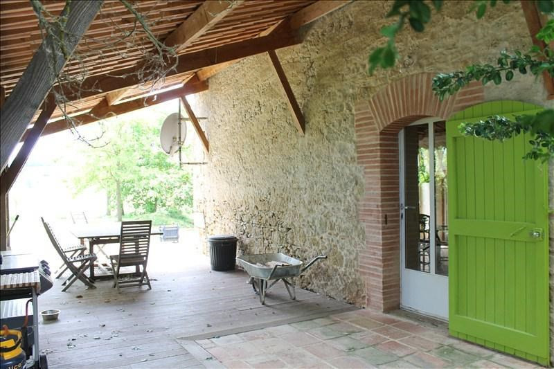 Sale house / villa Caraman (10 mn) 425 000€ - Picture 2