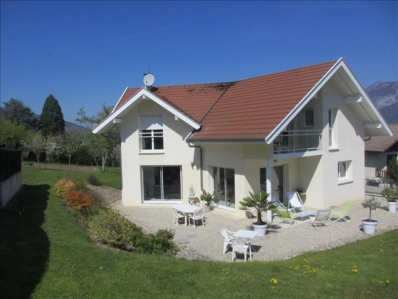Deluxe sale house / villa St jorioz 699000€ - Picture 1