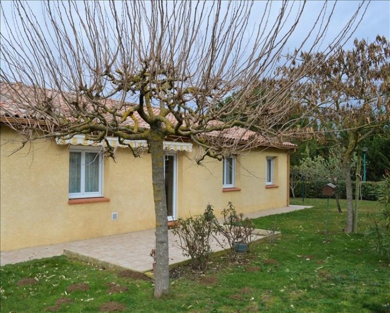 Sale house / villa Montaigut sur save 238350€ - Picture 2