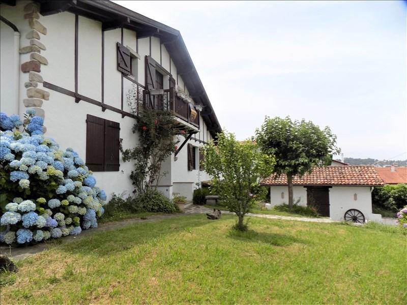 Vente maison / villa Ciboure 395000€ - Photo 1