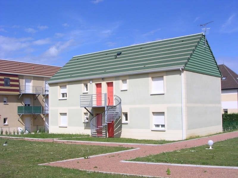 Rental apartment Auxerre 638€ CC - Picture 1