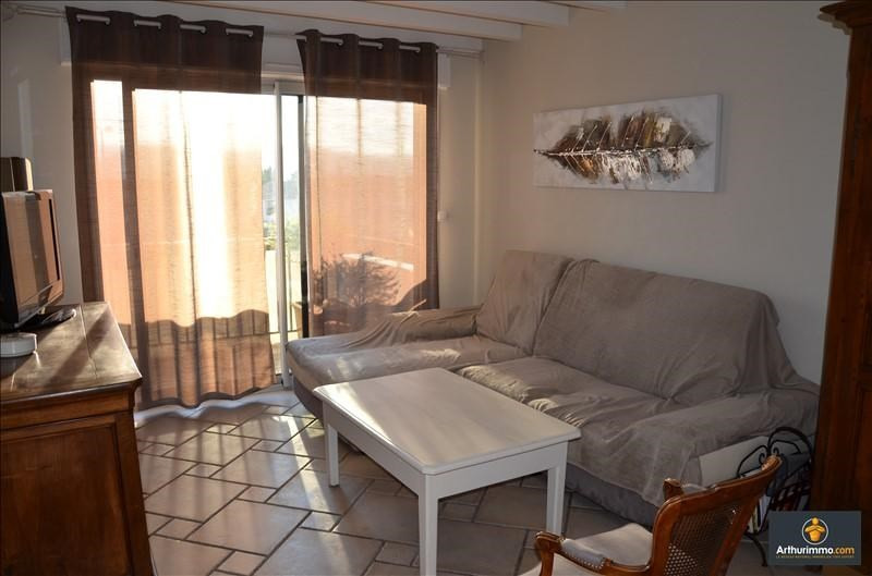 Sale apartment Davezieux 159000€ - Picture 2