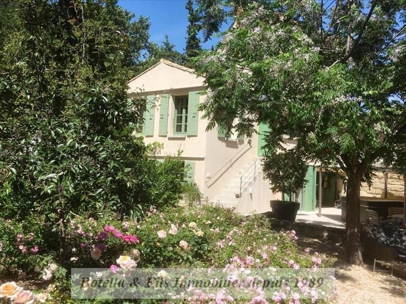 Immobile residenziali di prestigio casa Uzes 696000€ - Fotografia 1