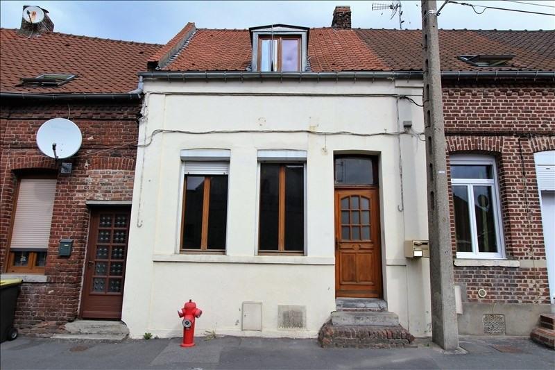 Sale house / villa Auberchicourt 81000€ - Picture 1
