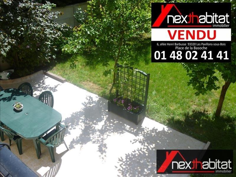 Vente maison / villa Les pavillons sous bois 478000€ - Photo 3