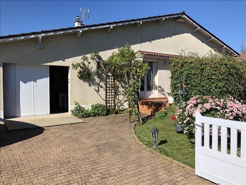Vente maison / villa Fontaine le comte 233000€ -  2