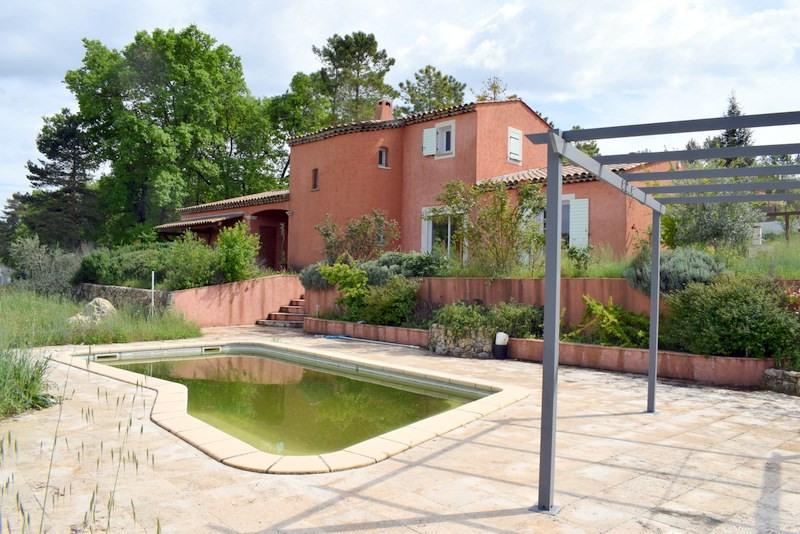 Verkauf von luxusobjekt haus Montauroux 499000€ - Fotografie 13
