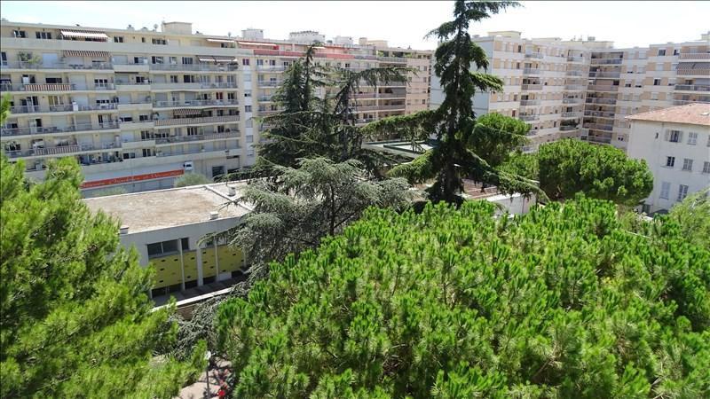 Vente appartement Nice 196000€ - Photo 1