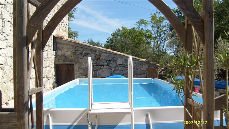 Vente maison / villa Ruoms 299500€ - Photo 9