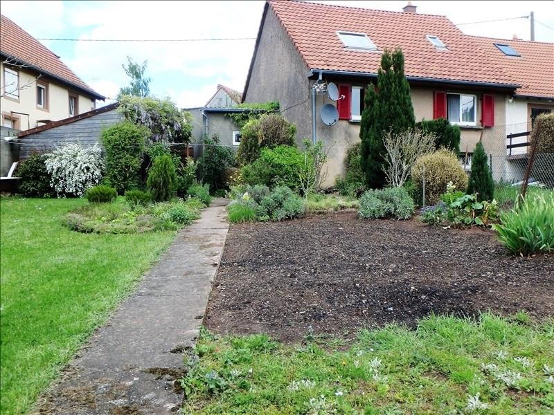 Sale house / villa Hultehouse 98500€ - Picture 1