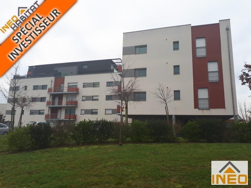 Vente appartement Pace 125000€ - Photo 1