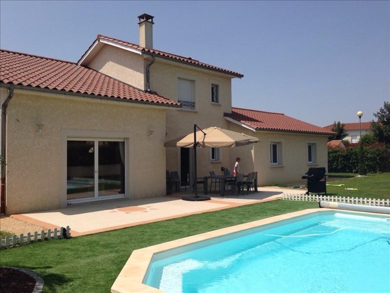 Vente maison / villa Vienne 519000€ - Photo 2