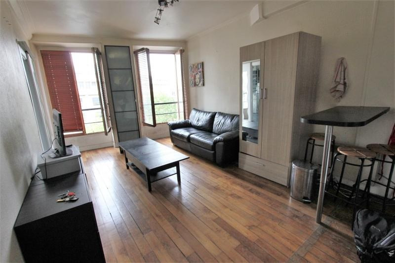 Vente appartement Paris 2ème 259 000€ - Photo 1