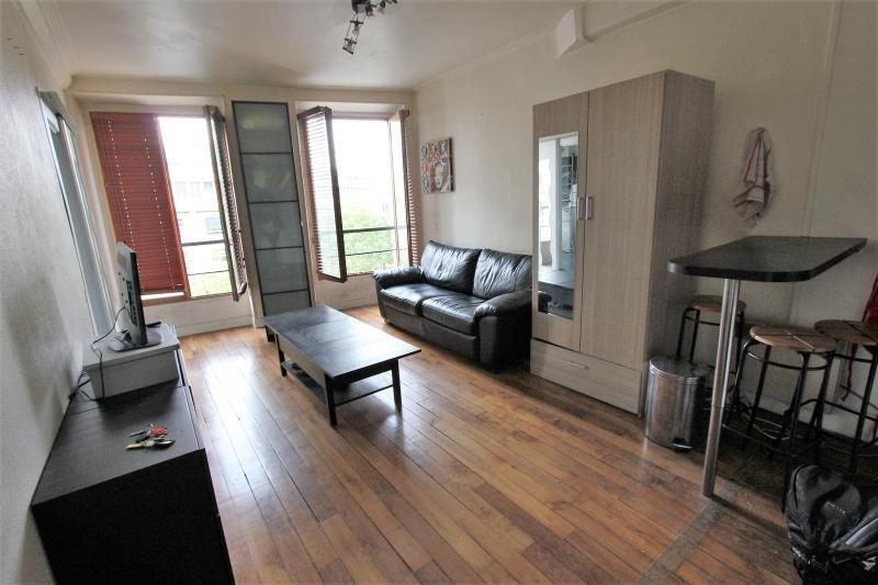 Sale apartment Paris 2ème 259000€ - Picture 1