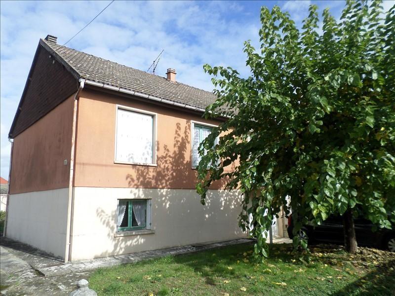 Vente maison / villa St julien l ars 137000€ - Photo 1