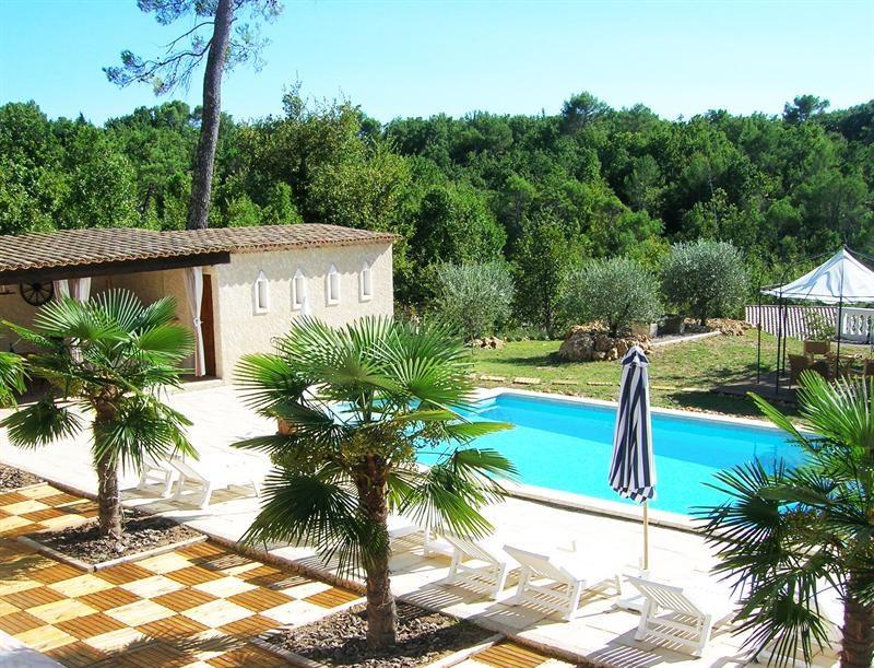 Vente de prestige maison / villa Le canton de fayence 795000€ - Photo 6