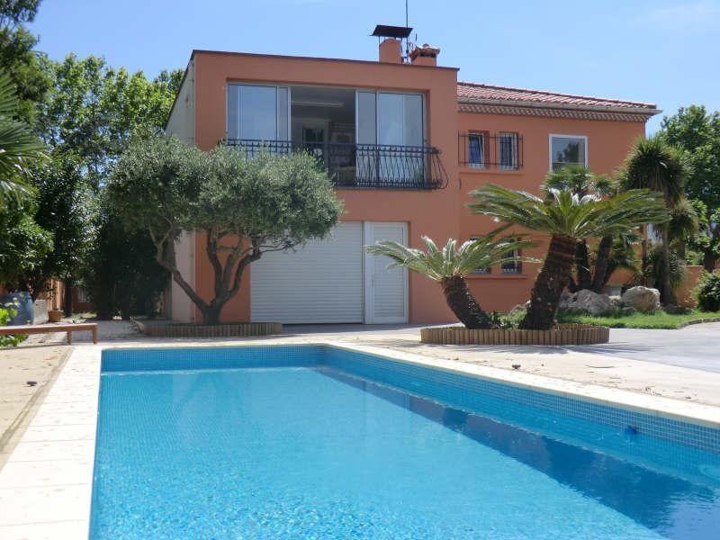 Deluxe sale house / villa Argeles sur mer 798000€ - Picture 1