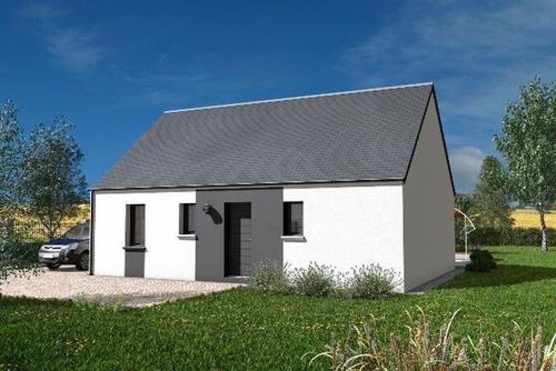 Maison  3 pièces + Terrain 410 m² Landevieille par maisons PRIMEA