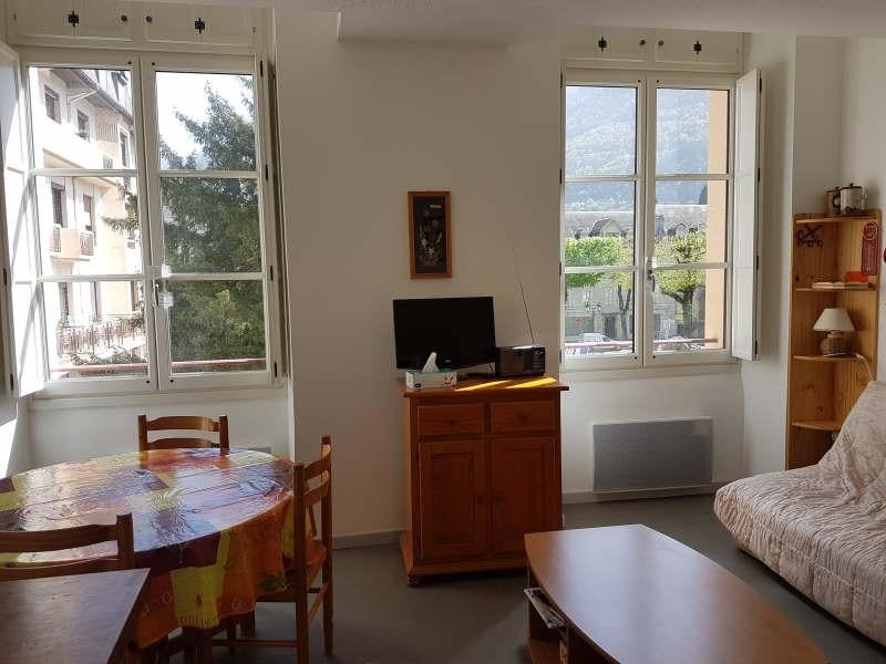Verkoop  appartement Bagneres de luchon 129600€ - Foto 2