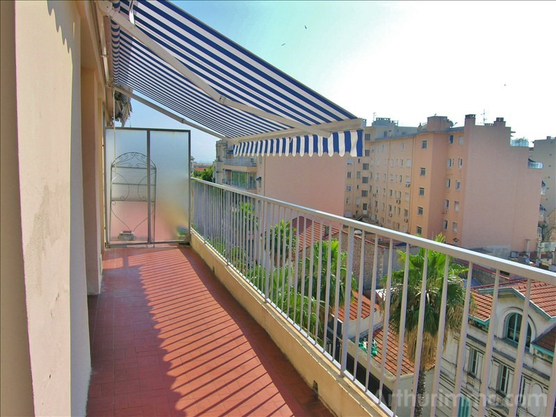 Rental apartment Antibes 740€ CC - Picture 6