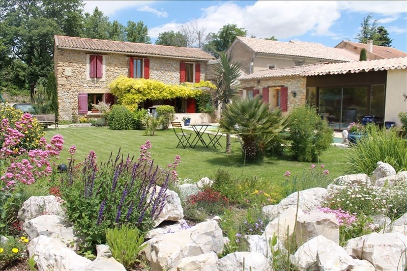 Vente maison / villa Sarrians 349 000€ - Photo 1