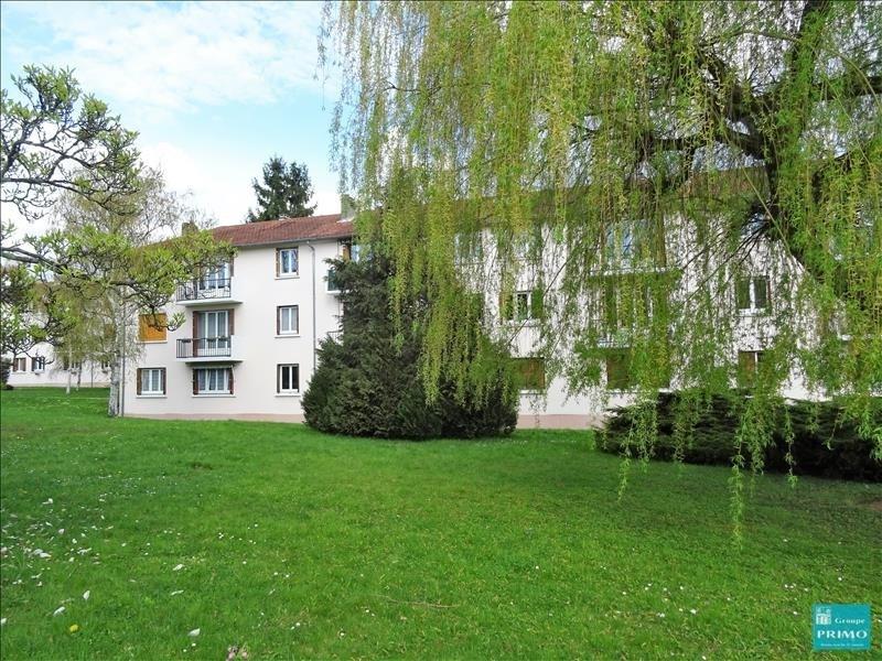 Vente appartement Verrieres le buisson 255000€ - Photo 1