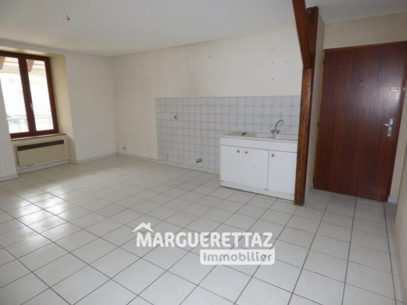 Vente appartement Saint-jeoire 102000€ - Photo 1