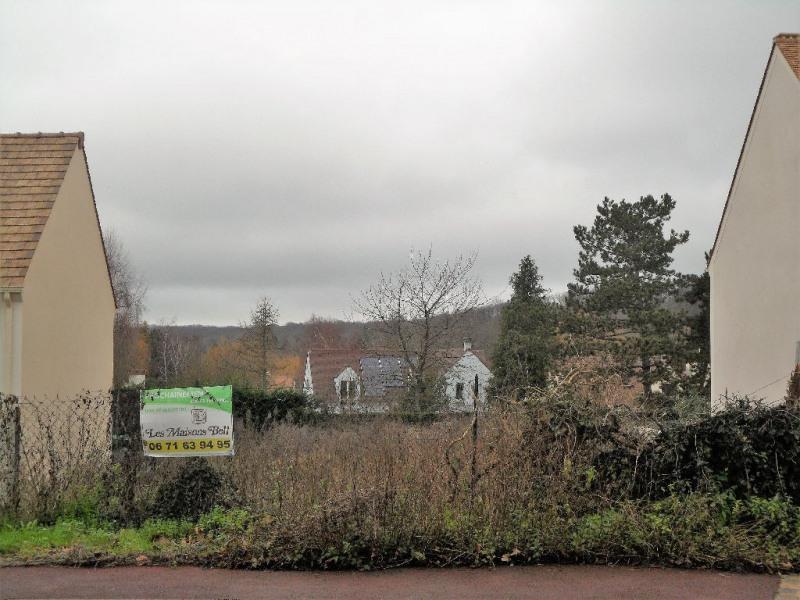 Vente terrain St nom la breteche 430000€ - Photo 1