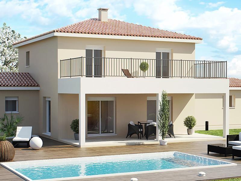 Maison  5 pièces + Terrain 892 m² Castellare-Di-Casinca par CORSEA PROMOTION