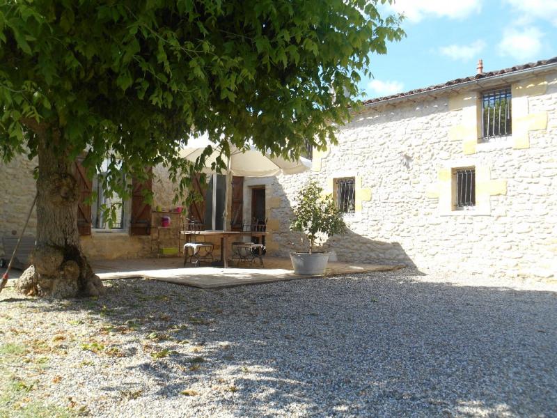 Sale house / villa Portets 500000€ - Picture 1
