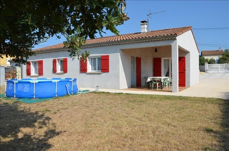 Vente maison / villa Ruoms 249000€ - Photo 1