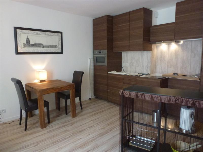 Rental apartment Fontainebleau 1000€ CC - Picture 2