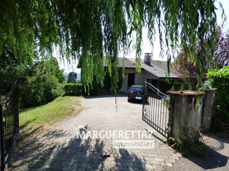 Vente maison / villa Monnetier-mornex 653000€ - Photo 2