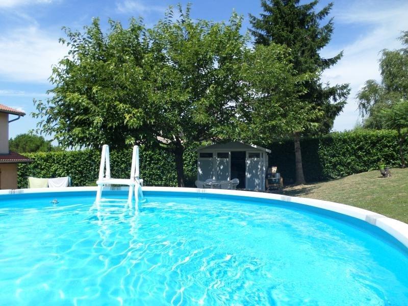 Sale house / villa Villette d anthon 395000€ - Picture 7