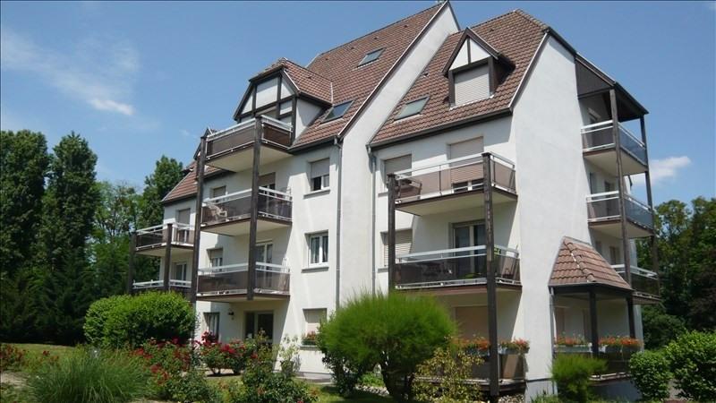 Verkauf wohnung Riedisheim 99000€ - Fotografie 1