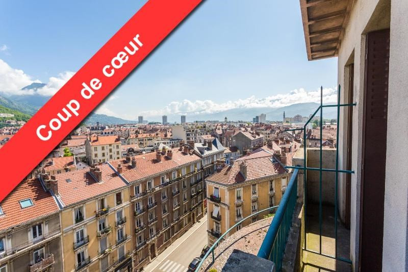 Location appartement Grenoble 635€ CC - Photo 1