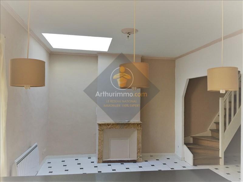 Sale apartment Sete 95000€ - Picture 1