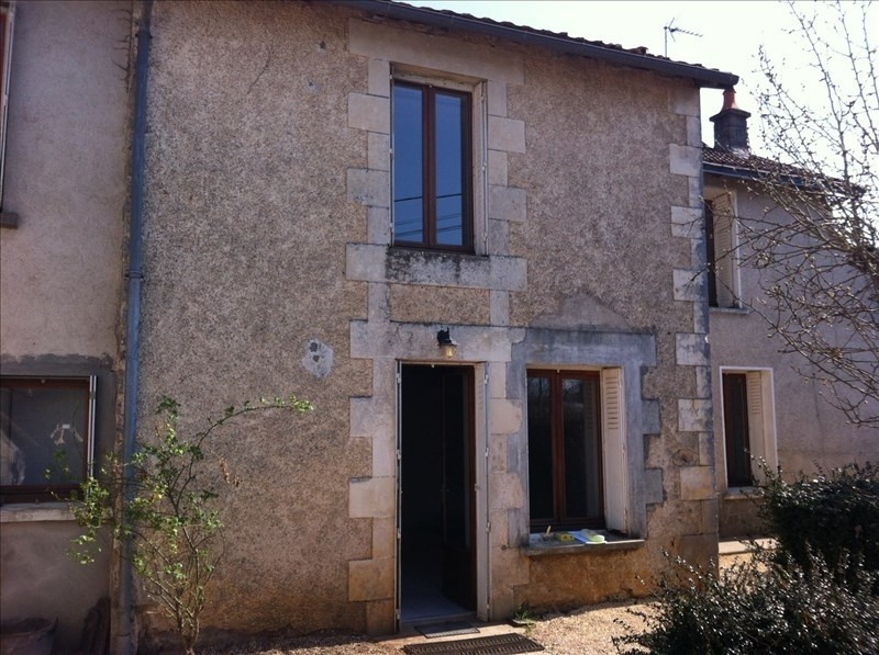 Vente maison / villa Vivonne 148000€ - Photo 4