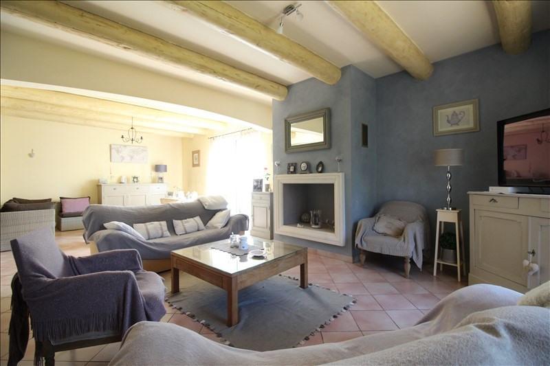 Vente de prestige maison / villa Pernes les fontaines 615000€ - Photo 4