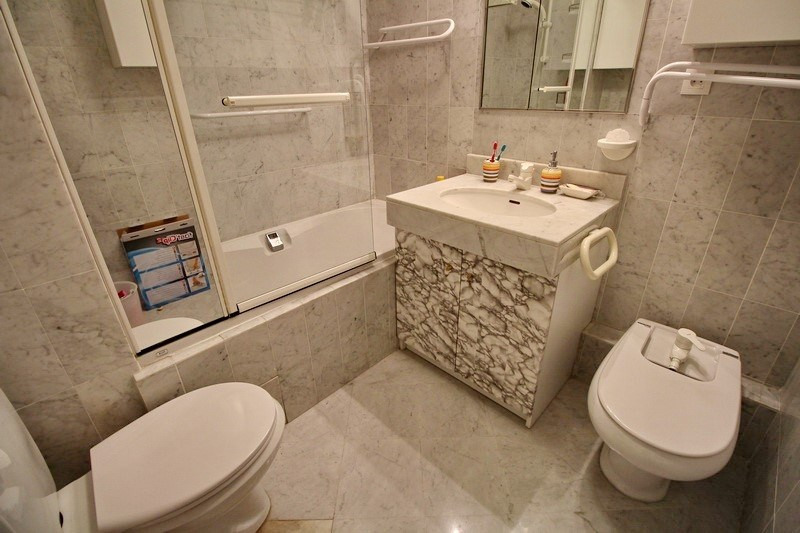 Affitto appartamento Menton 1350€ CC - Fotografia 6