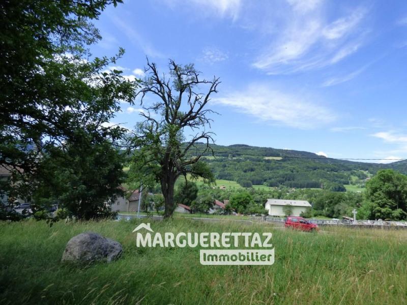 Vente terrain Villard 70000€ - Photo 1