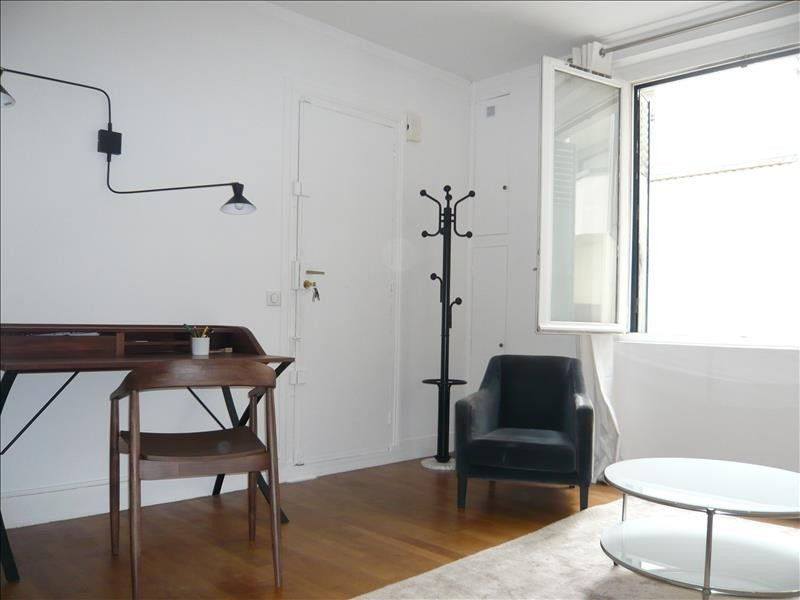 Rental apartment Paris 7ème 1 275€ CC - Picture 1